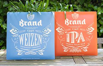 Brand Weizen + IPA